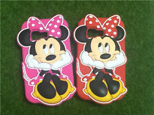 For Samsung Galaxy Young 2 G130 G130H Silicone Cartoon Disney Minnie Case Cover