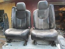 CHEVY / GMC TRUCK, TAHOE, SUBURBAN, YUKON & AVALANCHE FRONT SEATS FOR 2000-2006
