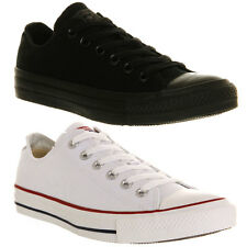 Converse chuck taylor formateurs All Star Bas Unisexe Homme / Femme Toile Baskets
