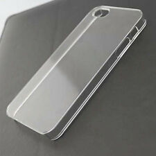 Hard Slim Back Case Cover for Apple iPhone 4s 5s 6 FREE Screen Protector