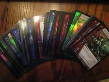 VS System DC Green Lantern Corps DGL Common FOIL Cards - Pick from List CCG TCG
