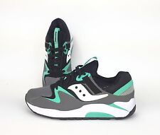 Saucony Original Grid 9000 - Grey, Black, Mint S70077-34