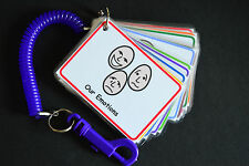 Emotions/Feelings Visual Support for Autism/ADHD/ADD/Visual Learners/SEN