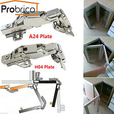 Probrico Corner Folded Cabinet Door Hinges 135/165 Kitchen Bathroom Cupboard