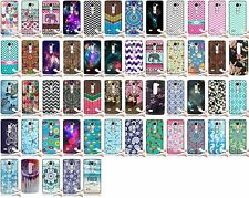 For LG Leon C40 Power L22C Destiny L21G TPU Silicone Rubber Gel Cover Phone Case