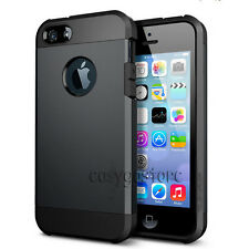 "NEW Heavy Duty Tough Armor Cover Case for iPhone 6 4.7"" iPhone 5S 5 iPhone 4S 4"