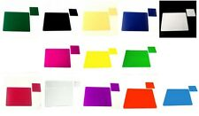 Rectangle Shaped Colour Placemats / Coasters - 4 set - Several Options