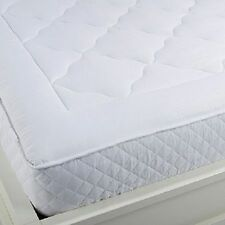 Concierge Collection Quilted Mattress Pad - Queen (NEW) Stain/Water Repellent
