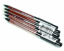 Sephora Retractable Waterproof Lip Liner Pencil With Brush Pick Your Color