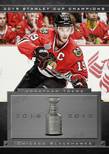 2015 Stanley Cup Champions Chicago Blackhawks - DROPDOWN MENU OF PLAYERS