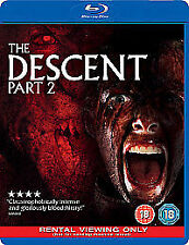 THE DESCENT 2 - PART 2  - BLU RAY - NEW / SEALED