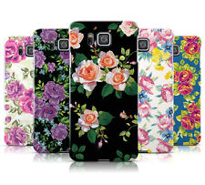 DYEFOR SHABBY CHIC FLORAL COLLECTION PHONE CASE COVER FOR SAMSUNG GALAXY ALPHA