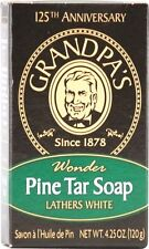 Grandpa's Soap Company Wonder Pine Tar Soap 4.25 oz (#7011)