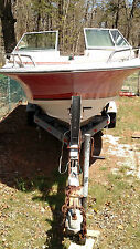 FOUR WINNS HORIZON 190 ENGINE REDONE W/TRAILER