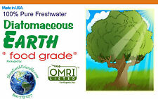 Food Grade Diatomaceous Earth ORMI Listed Kills Bugs Insects etc PERMA-GUARD
