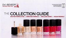 Dr's Remedy Nourishing Nail Polish All Colors and Treatment Coats