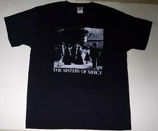 THE SISTERS OF MERCY the damage done T shirt ( Men S - 3XL )