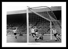 Tottenham Hotspur 1961 FA Cup Final Goal Photo Memorabilia (164)