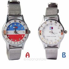 Crystal Women Unisex Stainless Steel Quartz WristWatch Dress Watch 2015 Elegant
