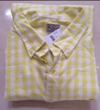 NWT J.CREW washed shirt in medium gingham