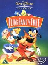 FUN AND FANCY FREE - MICKEY MOUSE - DISNEY - NEW / SEALED DVD - UK STOCK
