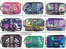 New Vera Bradley *All in One Crossbody Wristlet* Bag Tote fits iphone *NWT*