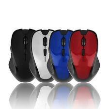 V913 Portable Wireless Mouse Optical Cool Mouse Game Design for Computer  AP