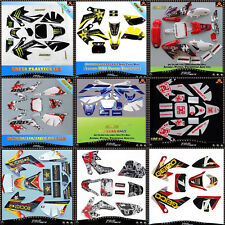 NEW CRF50 3M DECAL BACKGROUND GRAPHICS STICKER KIT DIRT/PIT BIKE CRF 50 STYLES