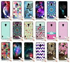 For LG Lucid 2 VS870 TPU Silicone Rubber Soft Skin Cover Protector Phone Case