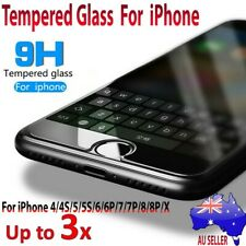 Anti Scratch Tempered Glass Screen Protector Film Guard For iPhone 4 5 6 6 Plus