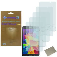 5 FILMS PROTECTEURS PROTECTION POUR SAMSUNG GALAXY TAB AU CHOIX SCREEN PROTECTOR