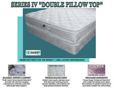Golden Pedic IV Double Sided Pillow Top Mattress Set *Houston Texas Area Only*