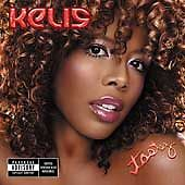 Tasty [PA] by Kelis (CD, Dec-2003, Star Trak/Arista)