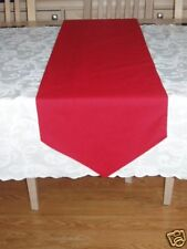 Coton table runner
