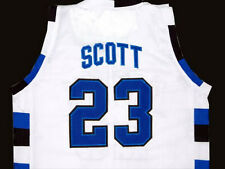 NATHAN SCOTT #23 ONE TREE HILL RAVENS JERSEY White NEW  -   ANY SIZE S - 5XL