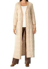 Women's Winter fall long Sweater Coat duster Cardigan jacket plus L XL1X X 3X4X