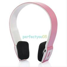 Bluetooth Wireless Sports Stereo Headset Handsfree Headphone Mic for iPhone SONY