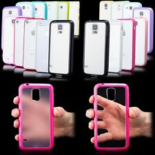 iCues BUMPER Case +Screen Protector Film + Polishing Cloth | Cover Skin Shell