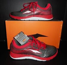 NIB Mens Avia Athletic Training Running Sneakers Shoes:Red/Gray