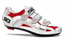 SIDI TARUS ROAD BIKE CYCLING SHOES RED/WHITE