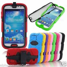 MILITARY BUILDERS HEAVY DUTY SHOCK PROOF TOUGH CASE COVER BELT CLIP iPhone 6S, 5