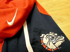 NIKE GONZAGA BULLDOGS AUTHENTIC GAME JERSEY SHORTS NCAA MEN M XL BASKETBALL RED