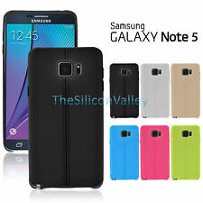 TPU Soft Silicone Gel Back Case Cover Skin Shell For Samsung Galaxy Note 5