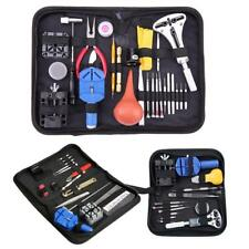 13/27PCS Watch Link Opener Remover Holder Kit Set Screwdriver Watch Repair Tool