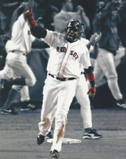 MLB Baseball Boston Red Sox David Ortiz Papi 2007 WS Photo Picture Print