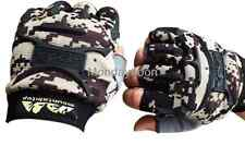 Outdoor Military Tactical Airsoft Hunting Gloves Cycling Riding Half Finger HOT