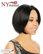 It's a wig Futura Synthetic Lace Front Wig - Lace Naomi