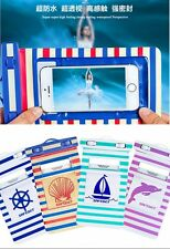 Waterproof Dry Pouch Bag Case Cover For All Cell Phone iPhone Samsung