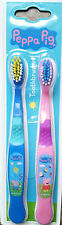 PEPPA PIG TWIN PACK TOOTHBRUSH / TOOTHPASTE / SHAMPOO FOR CHILDREN KIDS