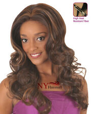Chade New Born Free Synthetic Magic Lace Front Wig - ML56